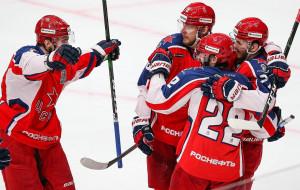 Старт сезона КХЛ 2021/2022. Западная конференция