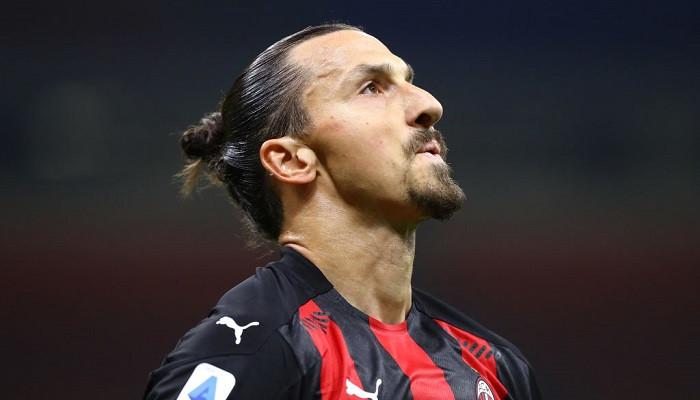 Златан Ибрагимович не поможет Милану в матче против Атлетико