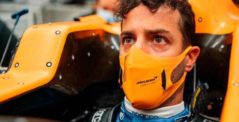 Даниэль Риккардо стал победителем Гран-При Италии