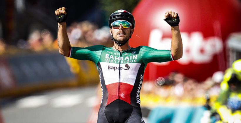 Сонни Колбрелли выиграл чемпионат Европы в групповой шоссейной велогонке