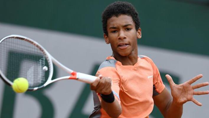 Феликс Оже-Альяссим вышел в 1/2 финала US Open