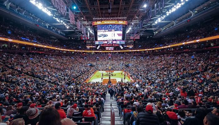 Scotiabank сможет принимать матчи Торонто Рэпторс в рамках НБА