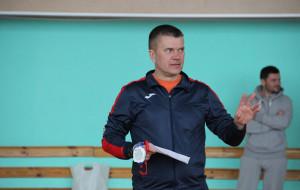 Игорь Слесарчук покинул пост главного тренера Слонима