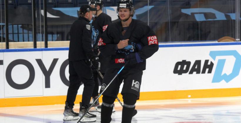 Мальте Стремвалль признан игроком дня в КХЛ