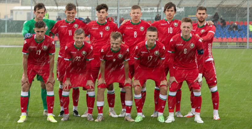 Кудравец, Касараб и Зинович — в составе юниорской сборной Беларуси на квалификацию ЧЕ-2021/22