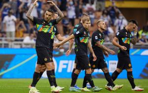 Интер крупно обыграл Болонью, забив шесть мячей