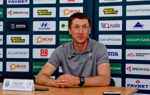 Артём Радьков: «Радует то, что ребята прогрессируют и играют на равных с лидерами чемпионата»