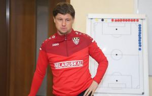 Алексей Бага официально представлен в роли главного тренера солигорского Шахтёра