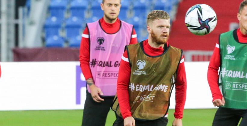 Корзун покинул расположение сборной Беларуси