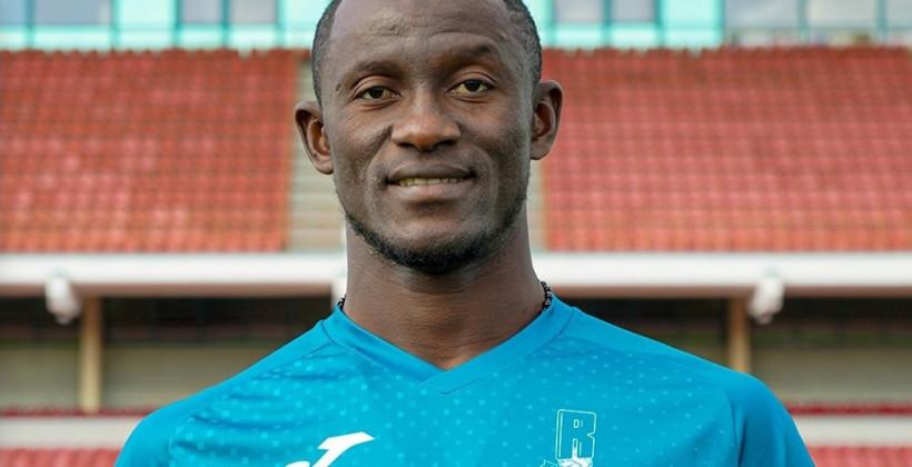 Гвинейский защитник Наби Камара перешел в Рух