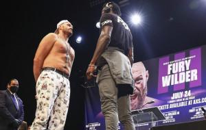 Бой за титул WBC в супертяжелом весе: Фьюри — Уайлдер, часть третья