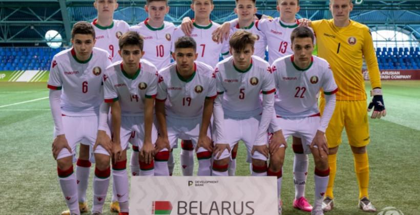 Стал известен состав юношеской сборной Беларуси на квалификацию ЧЕ-2022