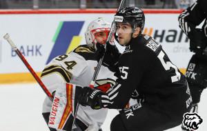 Белорус Ник Бэйлен стал лучшим защитником недели в КХЛ