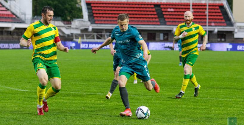 Шевченко, Савицкий и Лаптев — в стартовом составе Руха на матч против Немана