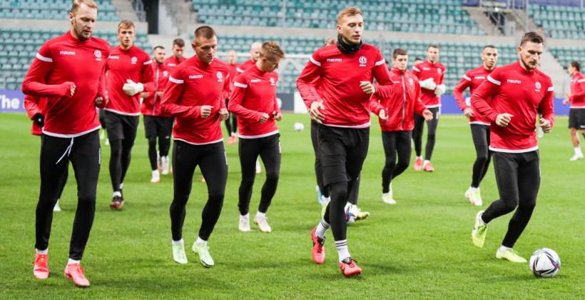 Владислав Климович: «Надо закрыть глаза и готовиться к матчу теми футболистами, которые остались»