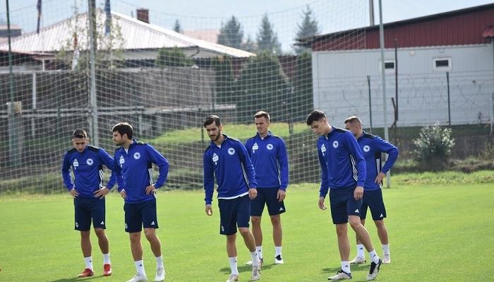 Босния и Герцеговина не досчиталась шестерых игроков из-за отказа в визе
