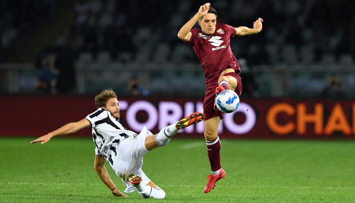 Ювентус в концовке добыл победу над Торино