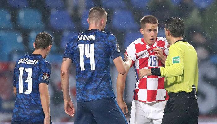 Хорватия дома неожиданно поделила очки со Словакией