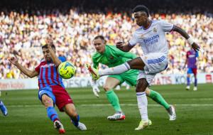 Барселона потерпела поражение от Реала