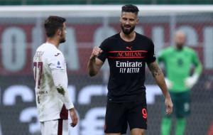 Милан минимально обыграл Торино и закрепился на первом месте в Серии А