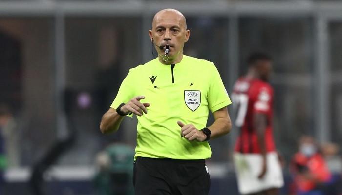 Чакыра и его видеоассистента отстранят за ошибки в матче Милана и Атлетико