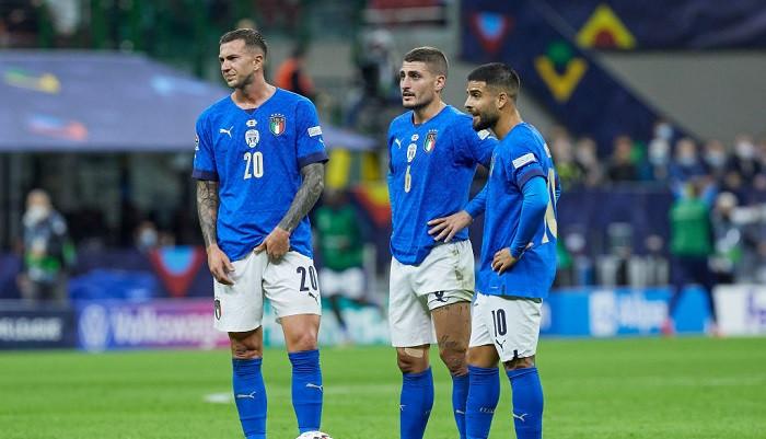 Cборная Италии потерпела первое домашнее поражение за 22 года