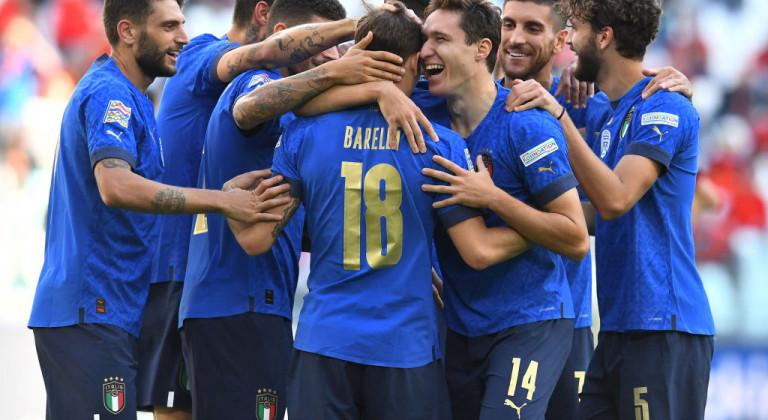 Италия взяла бронзовые медали розыгрыша Лиги наций