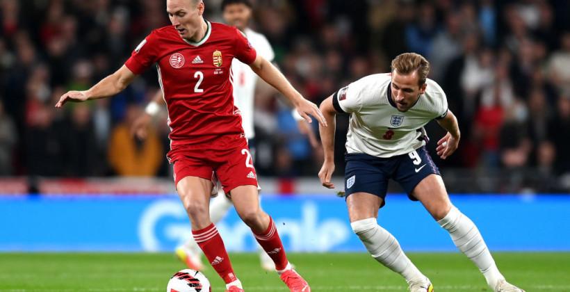 Англия дома неожиданно потеряла очки в матче с Венгрией