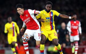 Арсенал в компенсированное время вырвал ничью в матче с Кристал Пэлас