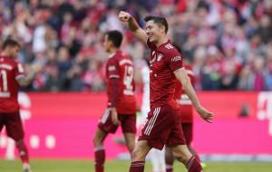Бавария на своём поле забила четыре безответных мяча Хоффенхайму
