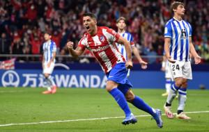 Реал Сосьедад упустил преимущество в два гола над Атлетико