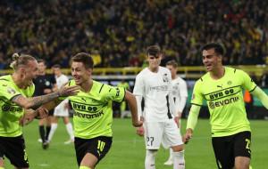 Боруссия Д пробилась в 1/8 финала Кубка Германии, одолев Ингольштадт