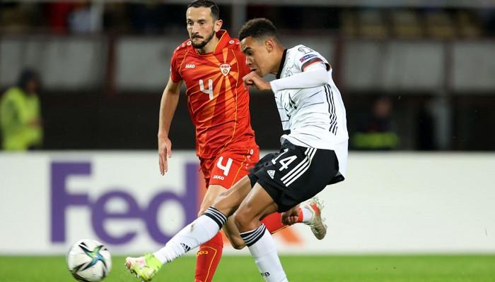 Джамал Мусиала стал вторым самым молодым автором гола в составе сборной Германии