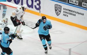 Граовац признан лучшим игроком дня в КХЛ