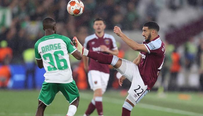 Вест Хэм Юнайтед не без труда выиграл на своём поле у Рапида из Вены