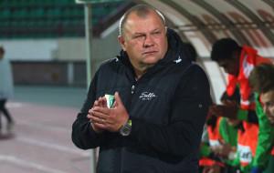 Ковалевич: «Упрекнуть команду, что она доигрывает чемпионат или как-то вальяжно относится к играм, я не могу»