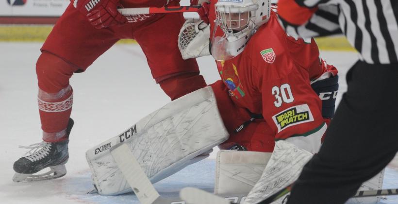 Иван Жигалов первым из белорусов сыграл в юниорской лиге Канады