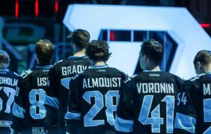 Треть сезона КХЛ — пройдена. Минское Динамо продолжает удивлять