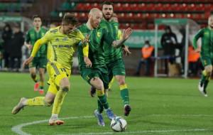 Дмитрий Юсов: «Наверное, игра была не самой качественной, но главное — это результат»