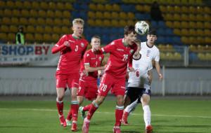 Обзор матча Беларусь U-17 — Англия U-17 в отборе на ЧЕ-2022 (видео)